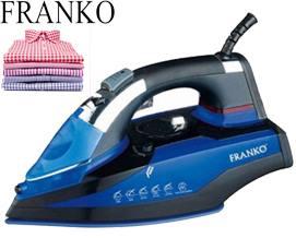 უთო FRANKO FSI-1045 Blu 2400 W - 1 წლიანი გარანტიით