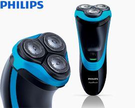 წვერსაპარსი Philips AquaTouch wet and dry electric shaver AT756/16 - 1 წლიანი გარანტიით
