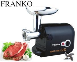 ხორცსაკეპი მანქანა FRANKO FMG-1024 - 3 წლიანი გარანტიით