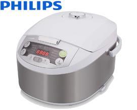 მულტსახარში PHILIPS HD3136/03 - 1 წლიანი გარანტიით