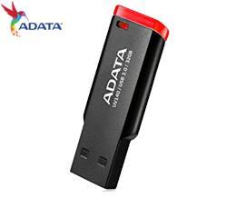 USB ფლეშ მეხსიერება ADATA UV140 32 GB USB 3.0 Black/Red - 1 წლიანი გარანტიით