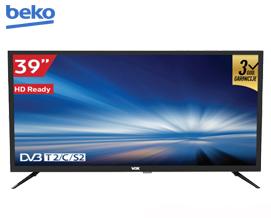 ტელევიზორი VOX 39DSA662H  - 1 წლიანი გარანტიით