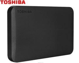 გარე მყარი დისკი Toshiba Canvio Ready 500GB USB 3.0 (HDTP205EK3AA) Black