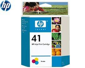 კარტრიჯი HP 41 Tri-color Original Ink Cartridge (51641AE)
