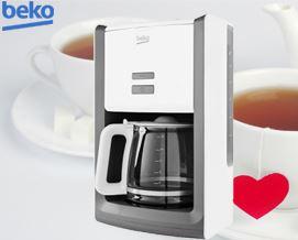 ყავის აპარატი Beko CFM 6151 W Coffee maker - 1 წლიანი გარანტიით