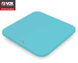 სასწორი VOX PW 520A blue - 1 წლიანი გარანტიით