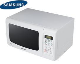 მიკროტალღური ღუმელი Samsung Microwave ME83KRW-3/BW - 1 წლიანი გარანტიით