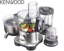 სამზარეულოს კომბაინი Kenwood Food Processor FPM270 - 1 წლიანი გარანტიით