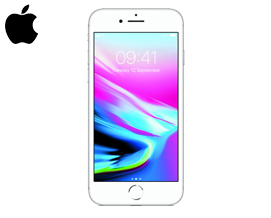 მობილური ტელეფონი Apple iPhone 8 Silver 256GB MQ7D2RM/A (A1905)  - 1 წლიანი გარანტიით