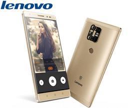 ტაბლეტი Lenovo PB2-670M Phab 2 Plus Dual Sim 32GB LTE Gold - 1 წლიანი გარანტიით