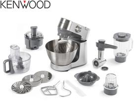 სამზარეულოს კომბაინი Kenwood Proopero Compact Kitchen Machine Silver KM287 - 1 წლიანი გარანტიით