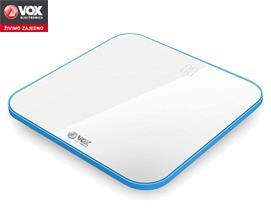 სასწორი VOX PW 520A white-blue - 1 წლიანი გარანტიით