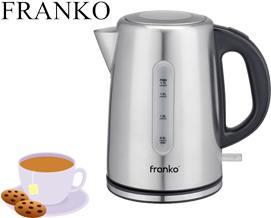 ელექტრო ჩაიდანი FRANKO FKT-1102 - 1 წლიანი გარანტიით