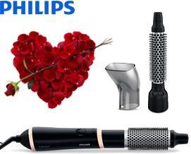 აჩუქე თმის უთო/სტაილერი PHILIPS HP8661/00 EssentialCare - ვალენტინობას შენს საყვარელ ადამიანს!