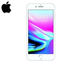 მობილური ტელეფონი Apple iPhone 8 Plus Silver 64GB MQ8M2RM/A (A1897)  - 1 წლიანი გარანტიით