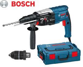 პერფორატორი Bosch GBH 2-26 DRE Set Professional (0611253768) - 2 წლიანი გარანტიით