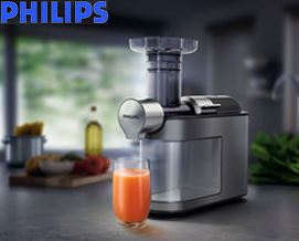 წვენსაწური Philips Avance Collection HR1947/30 Juicer - 1 წლიანი გარანტიით