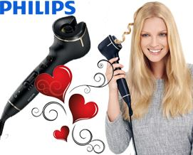 თმის დასახვევი Philips ProCare automatic curling iron HPS940/10 - 1 წლიანი გარანტიით