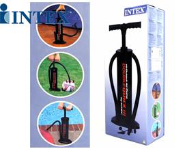 ხელის ტუმბო Intex 68615 Double Quick III Hand Pump