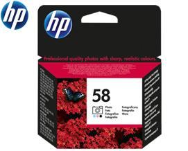 კარტრიჯი HP 58 Photo Original Ink Cartridge (C6658AE)