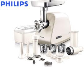 ხორცსაკეპი მანქანა Philips Viva Collection Meat mincer HR2728/40 600W  - 2 წლიანი გარანტიით
