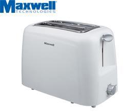 ტოსტერი MAXWELL MW 1504 White -1 წლიანი გარანტიით